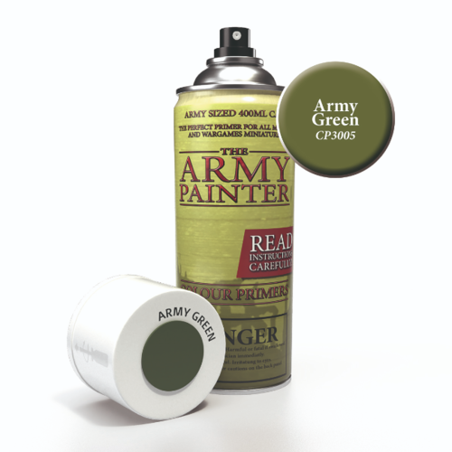 Armypainter Colour Primer - Army green