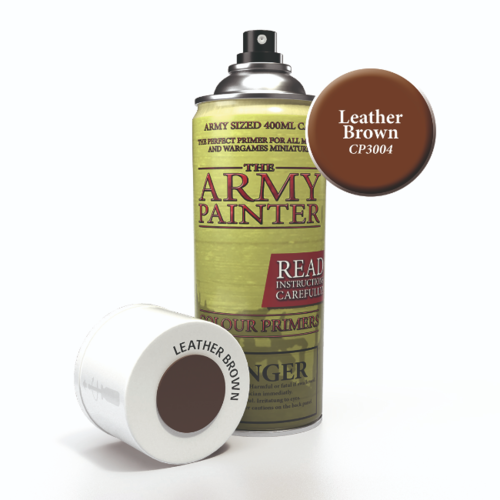 Armypainter Colour Primer - Leather Brown