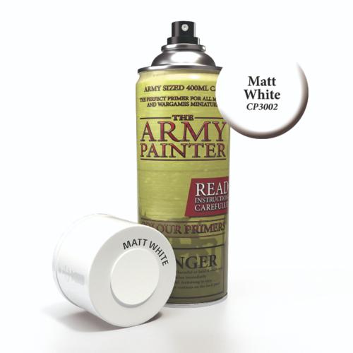 Armypainter Base Primer - Matt White