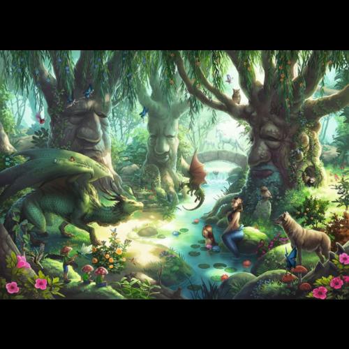 - Escape Puzzle Kids - Magic Forest (368)