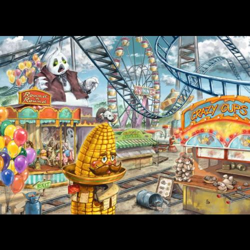 - Escape Puzzle Kids - Amusement Park (368)