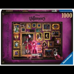 Ravensburger Puzzel Captan Hook- Disney Villainous (1000)
