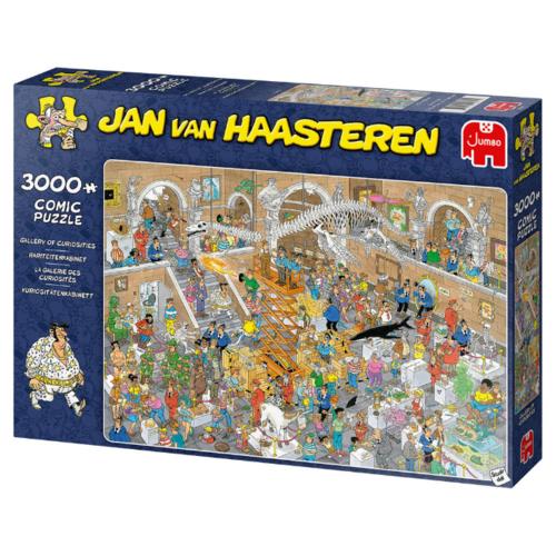 Jumbo Rariteitenkabinet - Jan van Haasteren (3000)