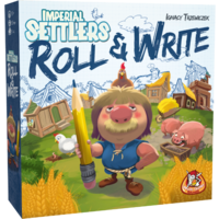 Imperial Settlers- Roll & Write NL