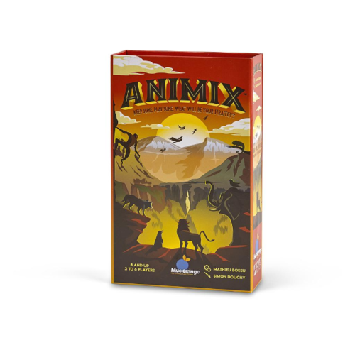 - Animix