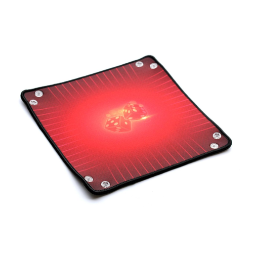 - Dice Tray Red