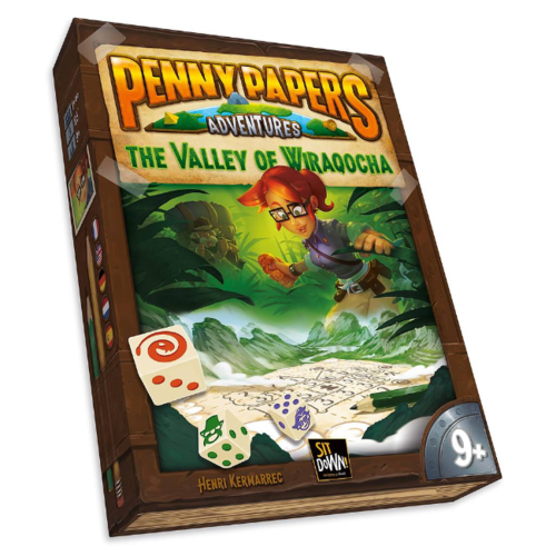 - Penny Papers Adventures- Valley of Wiraqocha NL