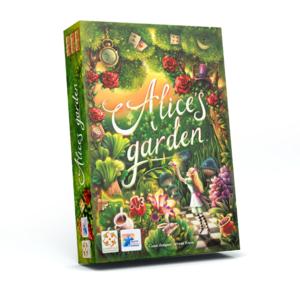 Happy Meeple Alice's Garden