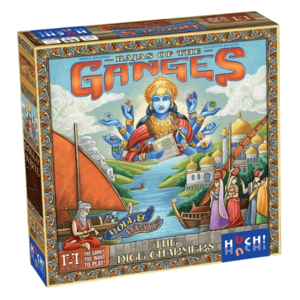 Huch! Rajas of the Ganges- The Dice Charmers