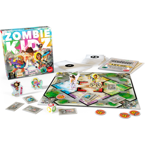 - Zombie Kidz Evolutie
