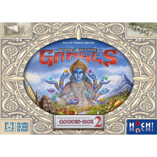 - Rajas of the Ganges - Goodie Box 2