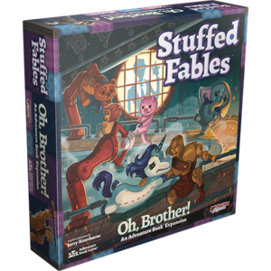 Plaid Hat Games Stuffed Fables- Oh Brother expansion