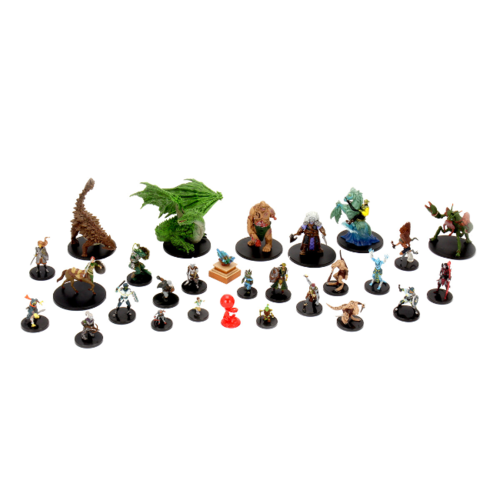 Wizk!ds Pathfinder Battles City of Lost Omens Miniature Booster