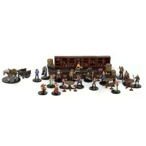 Wizk!ds Pathfinder Battles- Rusty Dragon Inn Miniature Booster