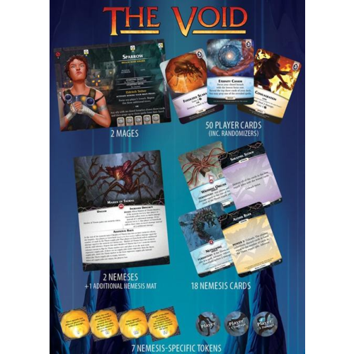Indie Board and Cards Aeons End - The Void