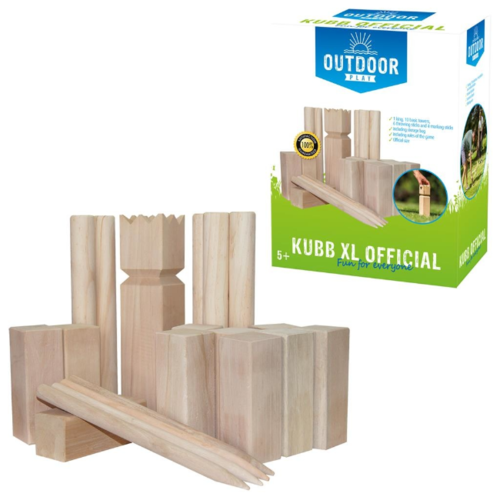 Outdoor Play Kubb Official XL