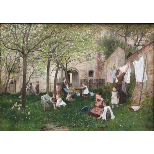 Wentworth- Puzzel- Kindergarden - Johann Sperl (140)