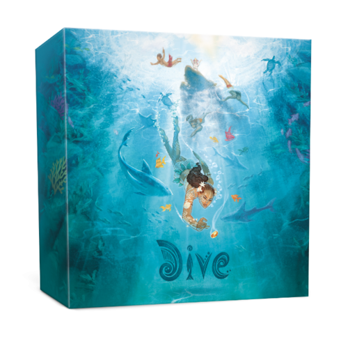 Blue Orange Dive NL