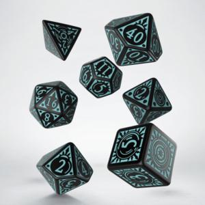 Q-Workshop Pathfinder Iron Gods Dice Set