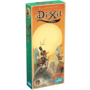 Libellud Dixit- Origins Expansion Refresh