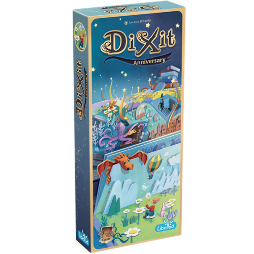 Libellud Dixit- Anniversary Expansion Refresh
