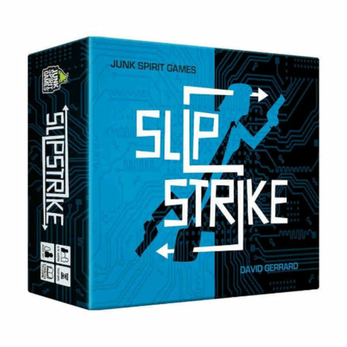- Slip Strike Blue