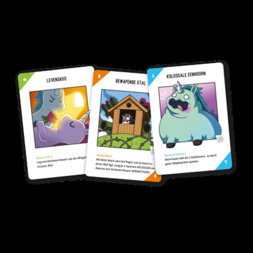 Tee Turtle Games Unstable Unicorns NL