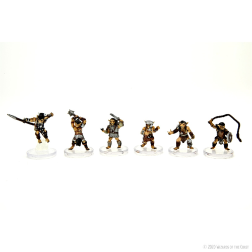 Wizk!ds D&D Icons of the Realms- Goblin Warband