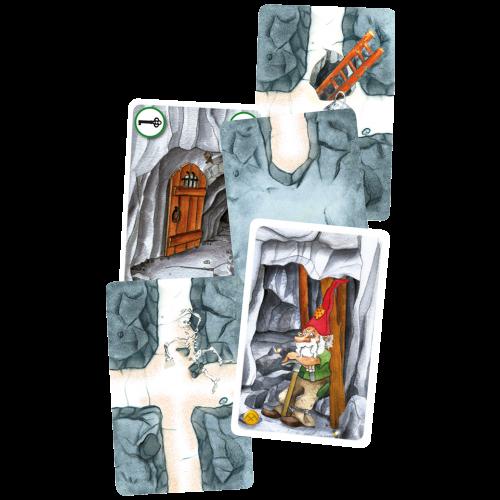 999 Games Saboteur- Het Duel