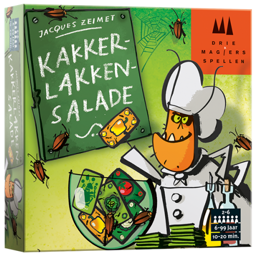 999 Games Kakkerlakkensalade