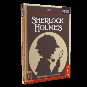 999 Games Adventure by Book- Sherlock Holmes