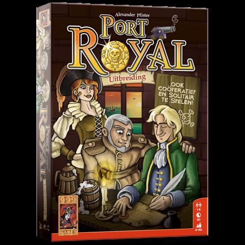999 Games Port Royal Uitbreiding
