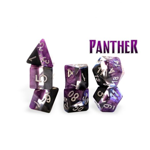 Gate Keeper Games Supernova Dice- Panther