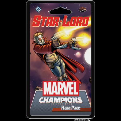 Fantasy Flight Marvel Champions LCG- Star-Lord Hero Pack