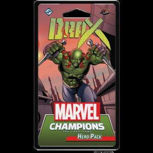 Fantasy Flight Marvel Champions LCG- Drax Hero Pack