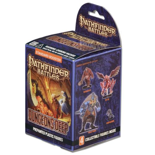 Wizk!ds Pathfinder Battles: Dungeons Deep Booster