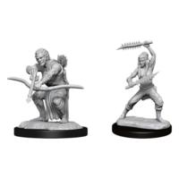 Unpainted Miniatures - Wildhunt Shifter Ranger