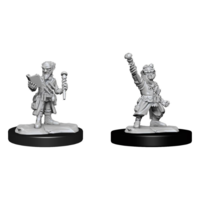Unpainted Miniatures - Gnome Artificer Male