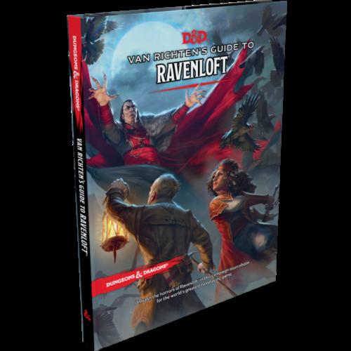 WotC - D&D 5E - Van Richten's Guide to Ravenloft