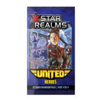 Star Realms- United Heroes