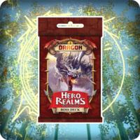 Hero Realms- Dragon Boss Deck