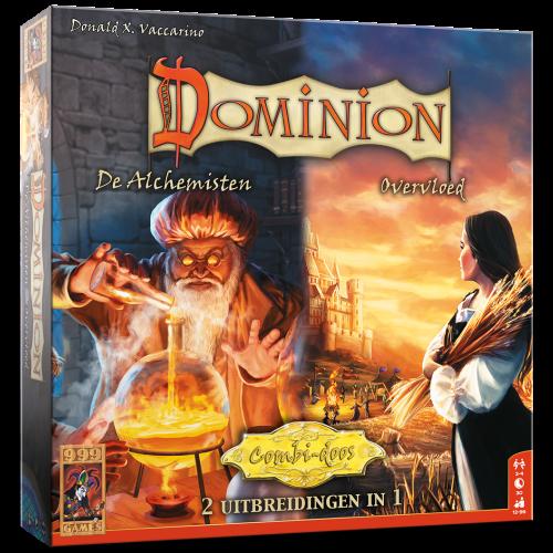 999 Games Dominion- Alchemisten&Overvloed NL