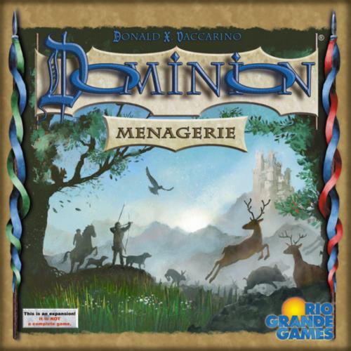 Rio Grande Games Dominion- Menagarie ENG