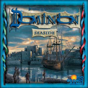 Rio Grande Games Dominion- Seaside ENG
