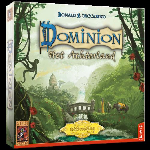 999 Games Dominion- het Achterland NL