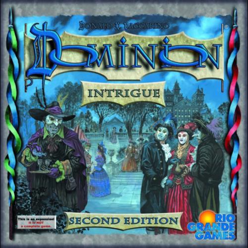 Rio Grande Games Dominion- 2nd ed Intrigue ENG