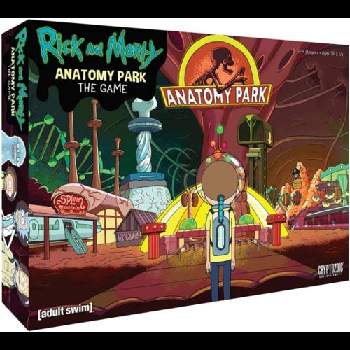 - Rick and Morty Anatomy Park