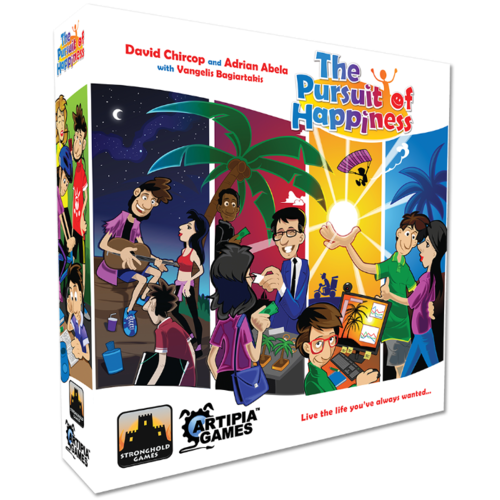 Artipia Pursuit of Happiness (3rd ed.)