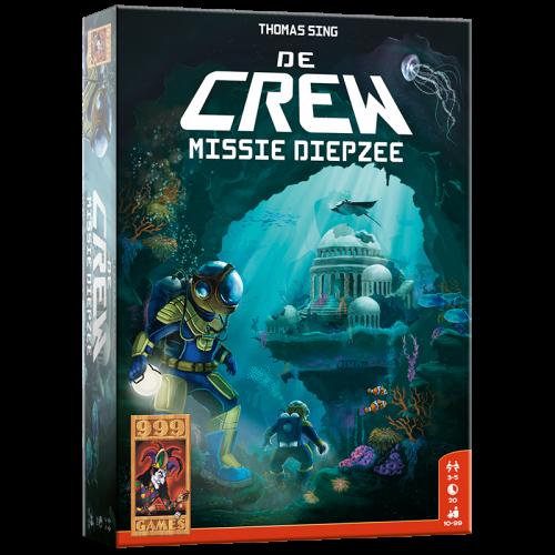 999 Games De Crew NL- Missie Diepzee