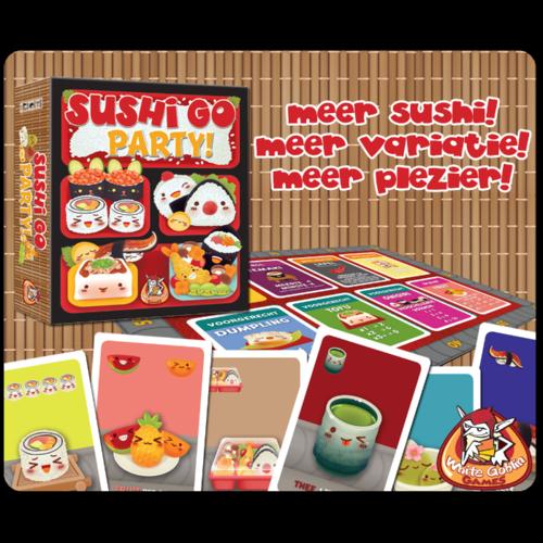 WGG Sushi Go Party!